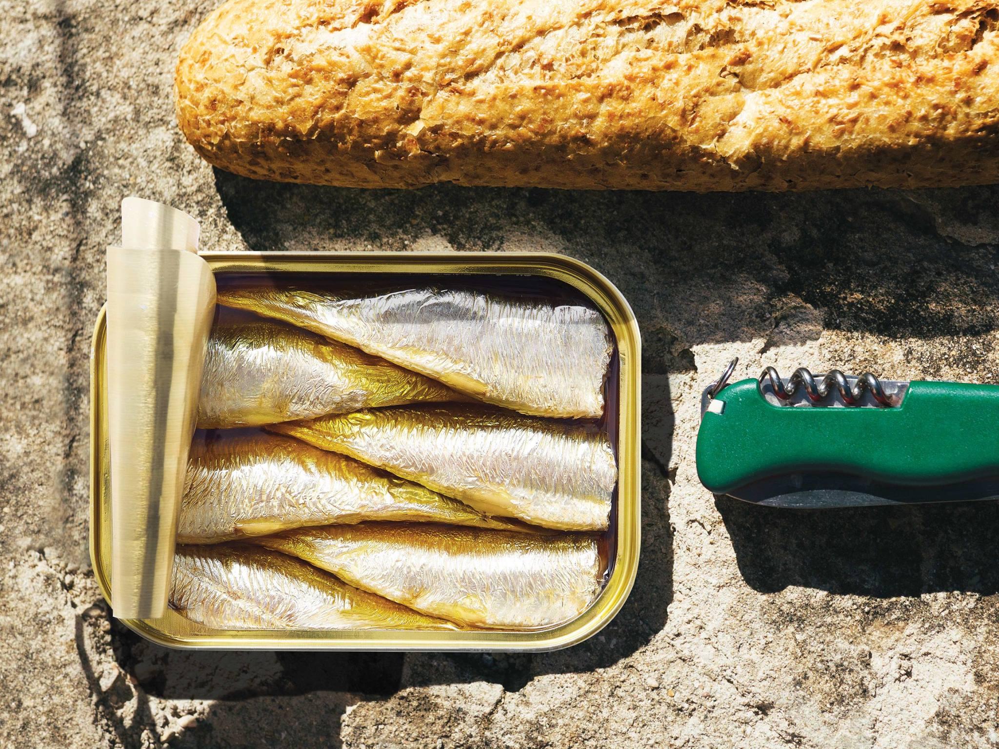 Sardines Millésimées La belle-iloise