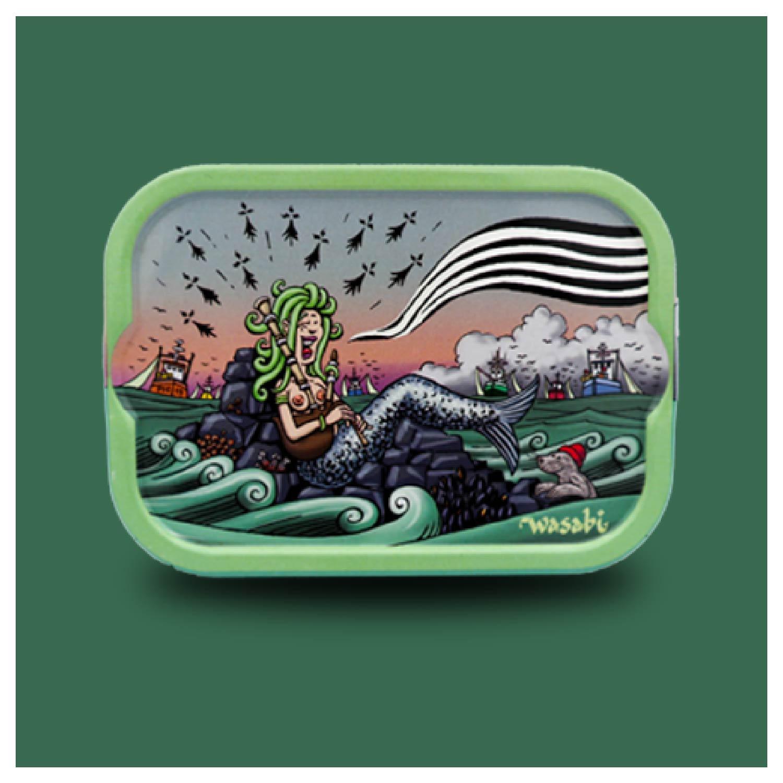 De SARDINE WINKEL sardines van la Quiberonnaise