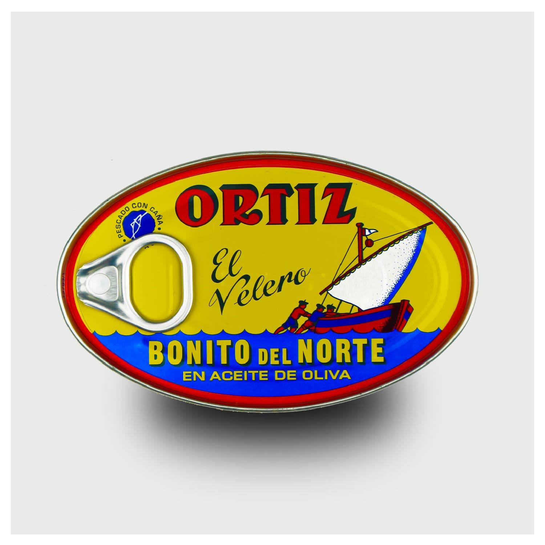 Bonito tonijn van Ortiz