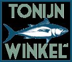De TONIJN WINKEL Logo